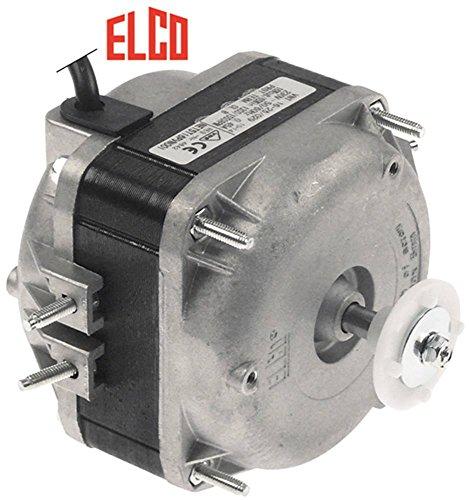 ELCO Lüftermotor 230V 16W passend für Electrolux 50Hz auch passend für Alpeninox VN16-25