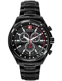 Hanowa 06–5274.13.007 - Reloj suizo para hombre, diseño militar