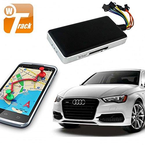 ZesfOr Localizador GPS para coche - Tipo 3 (Alta precisión y funciones especiales) - 479