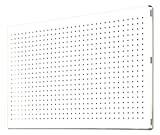 Simonrack 20231506008 Panel metálico perforado (1500 x 600 mm) color blanco