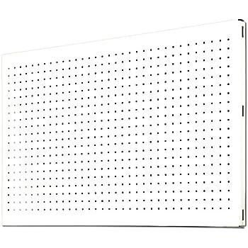 Simonrack Panneau Perforé 1500x 600 Blanc Amazonfr