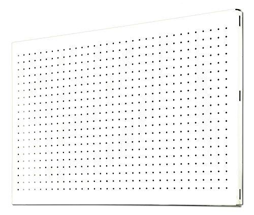 SimonRack 20231506008 - Bandeja perforada de 1500 x 600 mm, color blanco