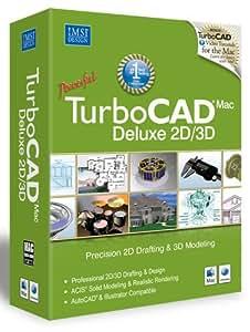 TurboCAD Mac Deluxe 2D/3D v.6 (Mac)