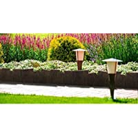 Nortene-Bordura Land ant border Marron 20x60 cm (4 unidades)