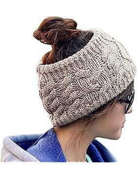 TININNA Diadema Venda del pelo del Knit,invierno caliente del oído de punto hairband de la venda del pelo de la...