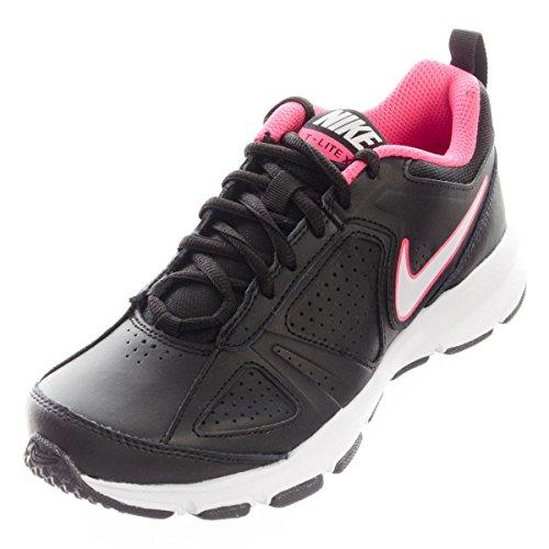 Nike Wmns T-lite Xi, Entraînement de course femme Noir et rose