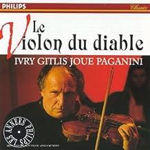 Le Violon du diable - Ivry Gitlis joue Paganini concertos violon n°1-2
