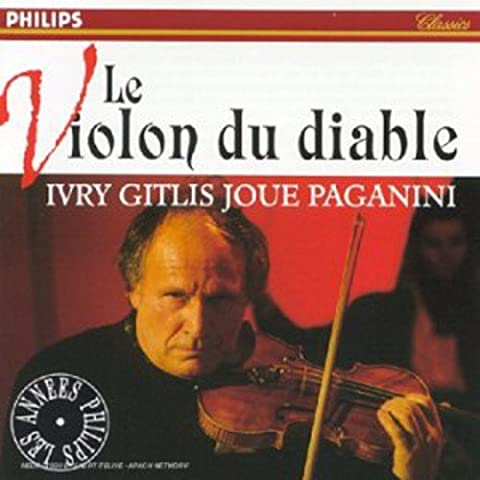 Ivry Gitlis - Le Violon du diable - Ivry Gitlis