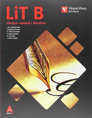 LIT B (LLENGUA CATALANA I LITERATURA BATX) AULA 3D: 000001