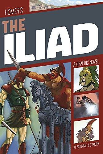The Iliad (Classic Fiction)