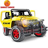 Shree Choice Remote Control Off Road Full Function Vehicle RC Car