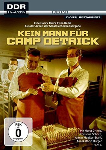 Kein Mann für Camp Detrick (DDR TV-Archiv) - Keine Tv