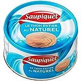 Saupiquet thon naturel 140g - Prix Unitare - Livraison Gratuit Sous 3 Jours