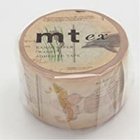MT Masking Tape Ex Illustrated Marine Life (MTEX1P70)