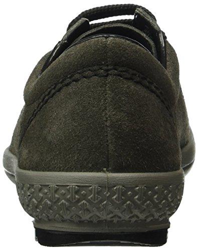 Rieker Damen M6104 Sneakers Grau (graphit / 45)