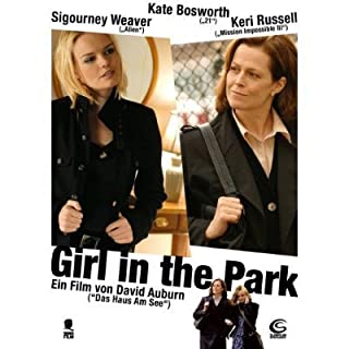 The Girl in the Park [Region 2] by Sigourney Weaver