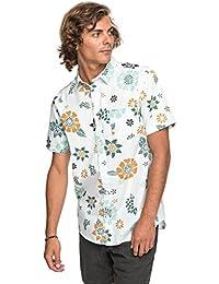 Quiksilver Sunset Floral - Short Sleeve Shirt For Men EQYWT03634