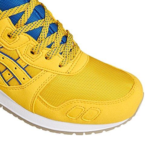 Asics Gel-Lyte Iii, Scarpe da Ginnastica Unisex – Adulto Tai-Chi Yellow