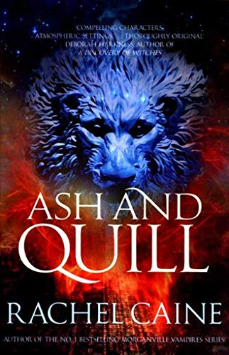 Ash and Quill (Novels of the Great Library)