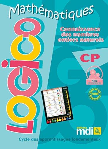 Connaissance des nombres entiers naturels – CP par Collectif