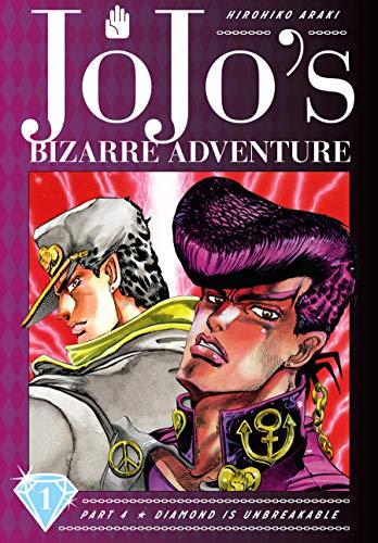 JoJo's Bizarre Adventure: Part 4--Diamond Is Unbreakable, Vol. 1 (English Edition)