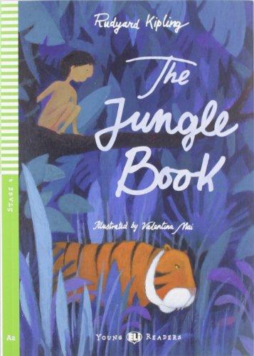 The jungle book con audiolibro cd audio (young readers)