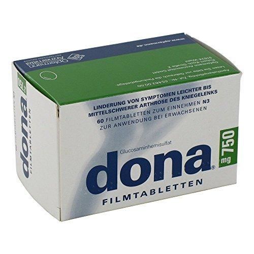 Dona 750 mg Filmtabletten 60 stk