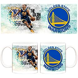 Taza NBA Golden State Warriors Stephen Curry