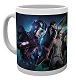DC Legends of Tomorrow Mug Key Art Comics Cups Mugs
