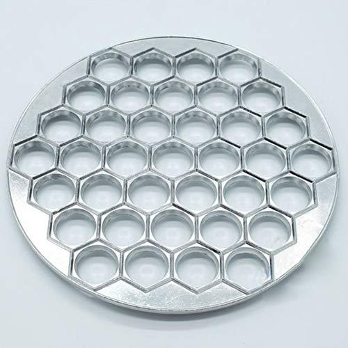 Dumpling molde aleación aluminio 37 hoyos fácil
