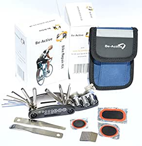 Be-Active Bicycle Tool Kit - your all-in-one Bike Repair shop.