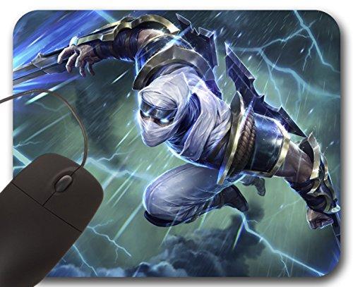 Zed Shockblade Skin Mousepad LOL - League of Legends Alfombrilla de Ratón