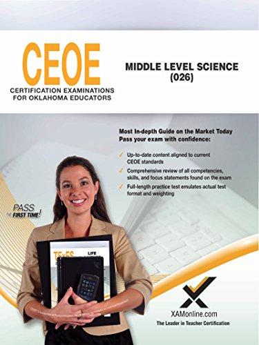 Ceoe Osat Middle Level Science (026)