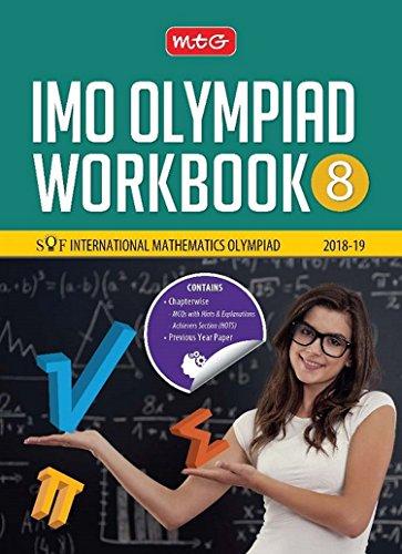International Mathematics Olympiad Work Book (IMO) - Class 8 for 2018-19