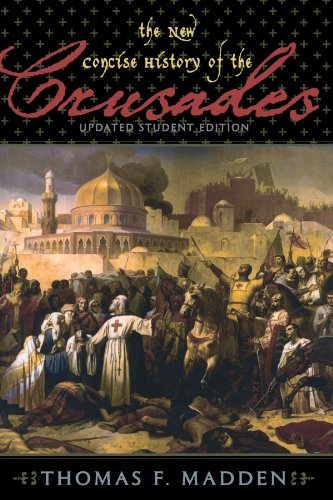 The New Concise History of the Crusades (Critical Issues in World and International History) por Thomas F. Madden