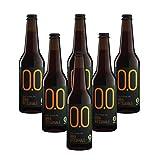 alternativa® - Cerveza Artesanal Sin Alcohol - 0.0% vol (Caja de 6 botellas 330ml)