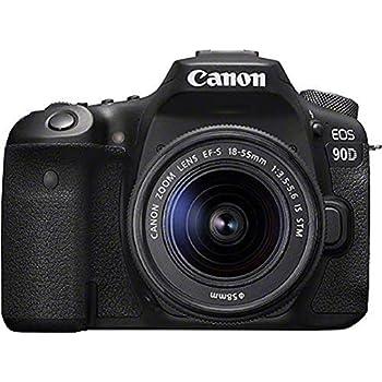 Canon EOS 100D - Cámara Digital de 18 MP (Pantalla táctil de 3 ...