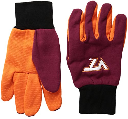 Forever Collectibles NCAA Arkansas Razorbacks 2015farbigen Palm Utility Handschuh, unisex, Miami 2015 Utility Glove - Colored Palm, Miami Hurricanes
