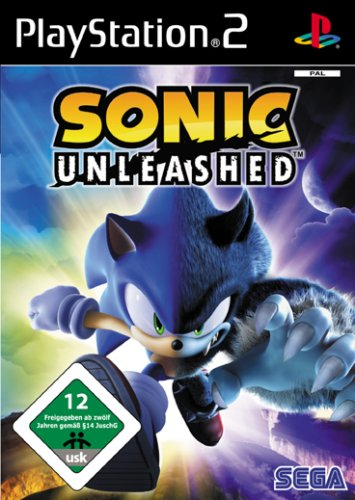 Sonic Unleashed (Playstation 2-sonic)