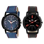 Gesture Watch Company presents Two Beautiful Watch combo With Attractive Look And Style.