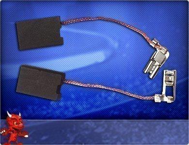 Preisvergleich Produktbild Kohlebürsten Bosch Handkreissäge PKS 52, PKS 54, PKS 54CE, PKS 55, PKS 66, PKS 66CE