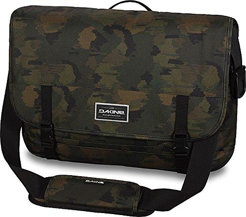 Für Dakine Frauen Bag Messenger (DAKINE Gepäck Umhängetasche Messenger, Marker Camo, 15 x 34 x 50 cm, 23 Liter, 8130150)