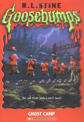 Goosebumps #45: Ghost Camp