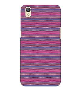 EPICCASE ethnic pattern Mobile Back Case Cover For OPPO A37 (Designer Case)
