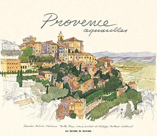 Provence Aquarelles par Jean-marie Dallet