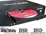 Cocktail Audio Pro x100alta risoluzione Digital Streamer, NAS e Ripper con DSD/DXD Riproduzione da TB HDD
