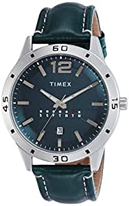 Timex Analog Blue Dial Men's Watch - TW000U931