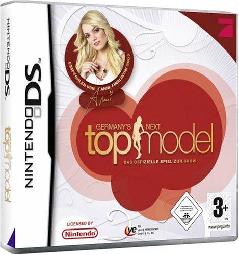 Preisvergleich Produktbild Germany's Next Topmodel - Das offizielle Spiel zur Show