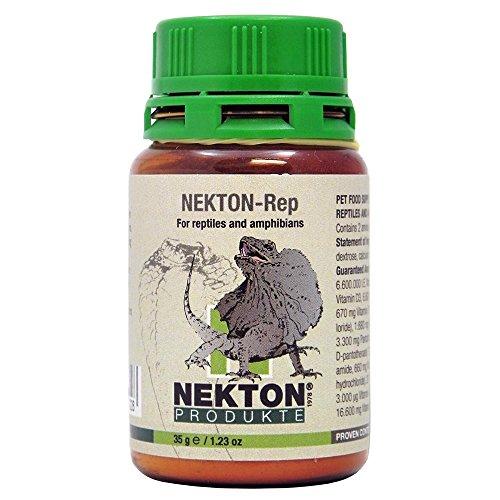 NEKTON-REP - Vitaminpräperat für Reptilien + Amphibien - Größe 35 g