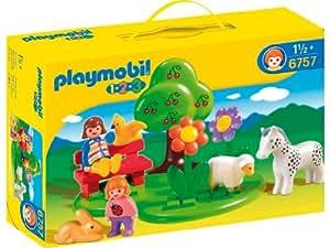 Playmobil - 6757 - Playmobil - Square Des Animaux